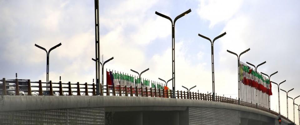 Iran Khodro - Lashgari Interchange